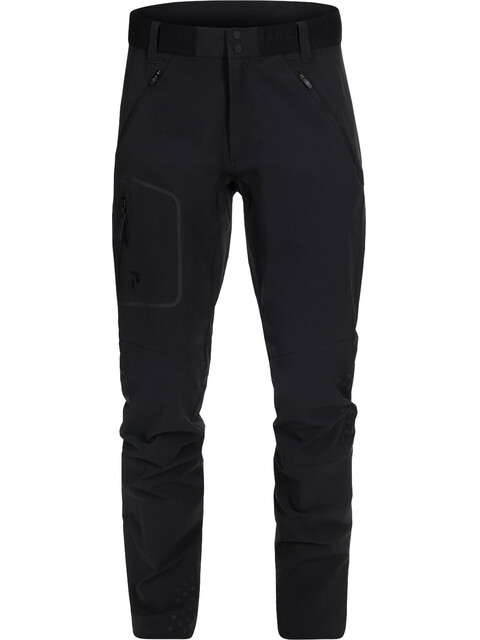 Peak Performance Light Softshell Pants Men Black